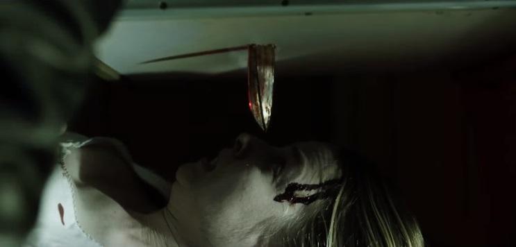 Rachel Nichols assediata nel trailer internazionale di Inside, il remake di À l'intérieur