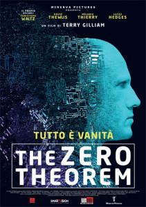 locandina the zero theorem