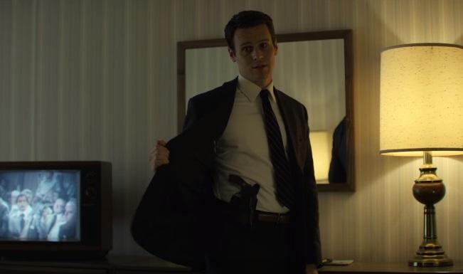 Jonathan Groff interroga un serial killer nel teaser della serie Mindhunter