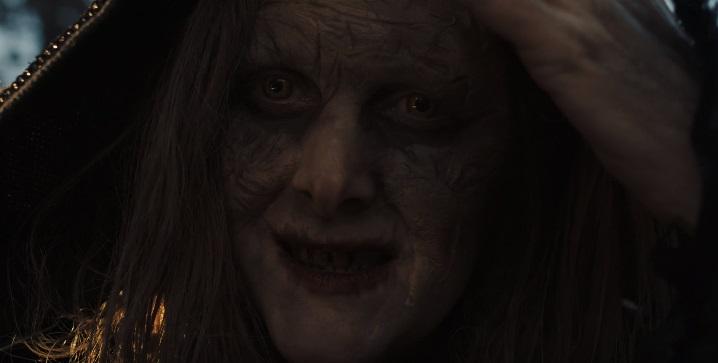Frau Perchta si prende le anime dei bambini cattivi nel trailer di Mother Krampus