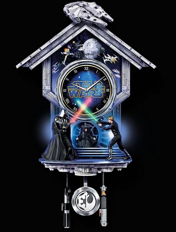 orologio star wars cucù
