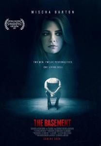 the basement misha poster