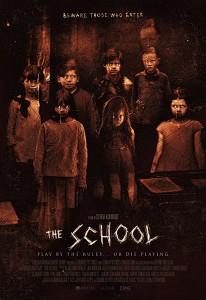 the school film poster 2017