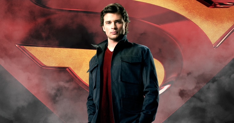 Tom Welling su Smallville: