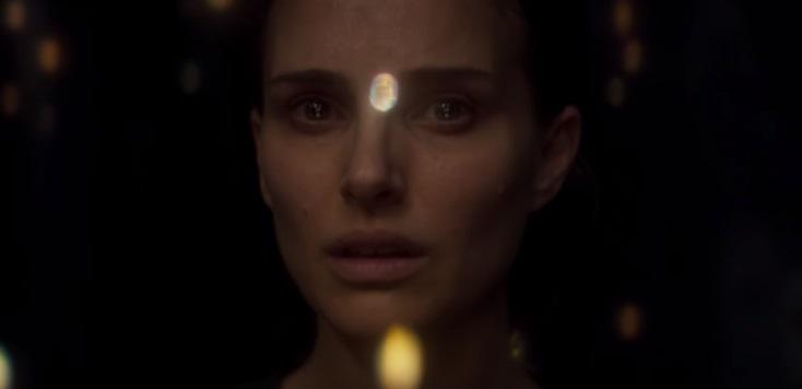 Natalie Portman esplora un temibile nuovo mondo nel trailer italiano di Annientamento