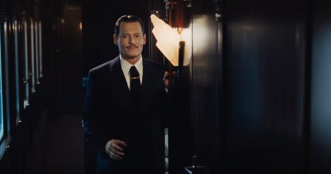 Il nuovo trailer di Assassinio sull'Orient Express è finalmente online