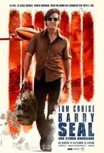 BARRY SEAL - UNA STORIA AMERICANA poster