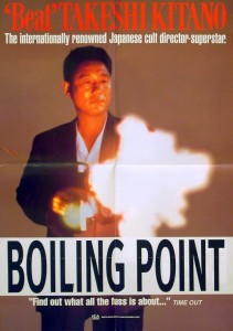 Boiling Point kitano poster