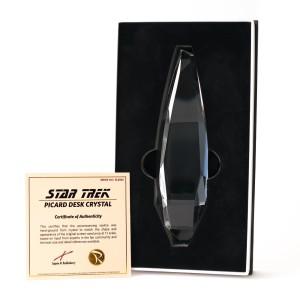 Cristallo di Jean-Luc Picard di Star Trek TNG