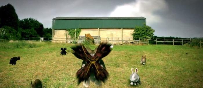 Un'orda di conigli cannibali e mutanti assalta il trailer di Cute Little Buggers
