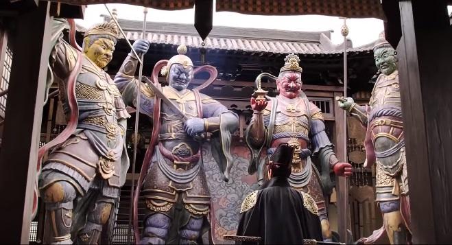 Una nuova indagine dai risvolti fantasy nel trailer di Detective Dee: The Four Heavenly Kings