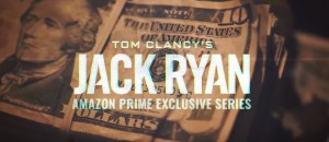 Jack Ryan - Teaser $10 Bill serie