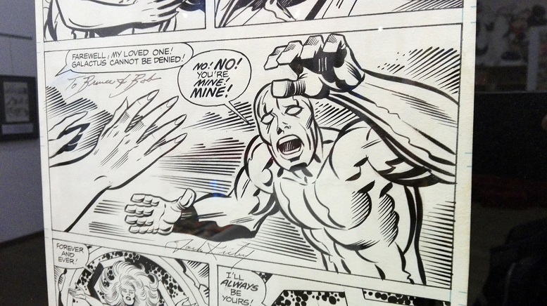L'arte di Jack Kirby, the King of Comics wow (11)