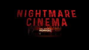 Nightmare Cinema poster