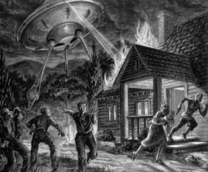 Ray Harryhausen La Guerra dei Mondi