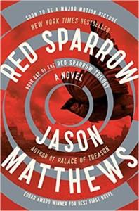 Red sparrow libro Jason Matthews
