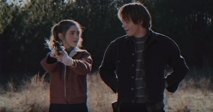 Love in the Upside Down è il trailer da rom-com anni '80 di Stranger Things