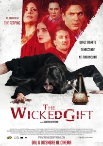 THE WICKED GIFT Locandina Ufficiale