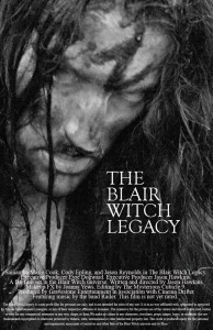 The Blair Witch Legacy poster