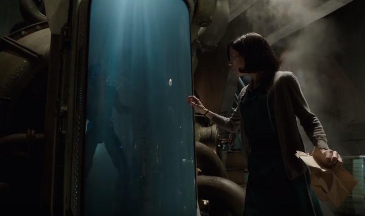 [recensione] La Forma dell'Acqua – The Shape of Water di Guillermo del Toro