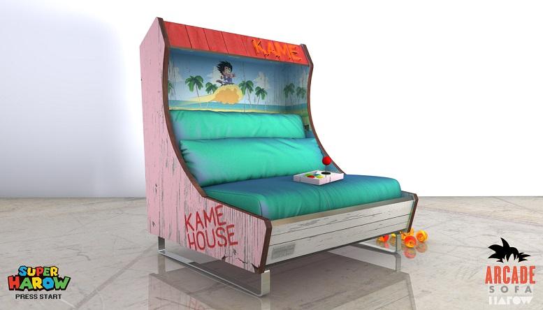 divano arcade
