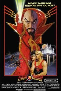 flash gordon film poster