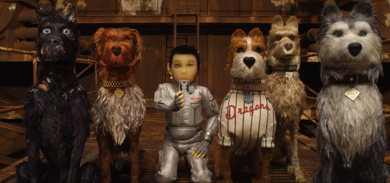 isle of dogs anderson film