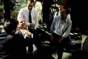FACE/OFF, Nicolas Cage, John Travolta, John Woo