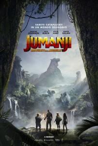 jumanji giungla poster