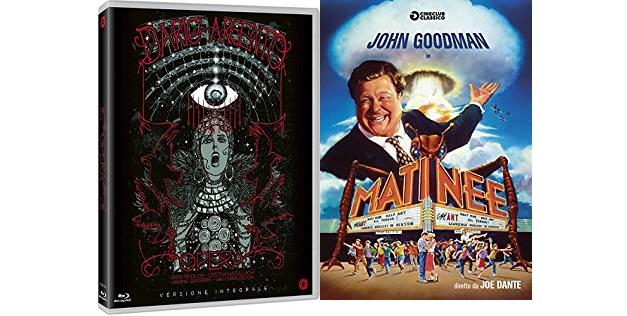 [recensione home video] Opera (Blu-Ray, versione integrale) - Matinée (DVD)