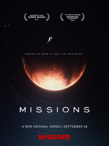 missions poster serie