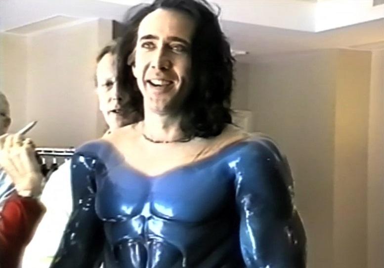 """Nicolas Cage: """"Superman Lives è il film più potente sull'Uomo d'Acciaio, anche se non lo avete visto"""""""
