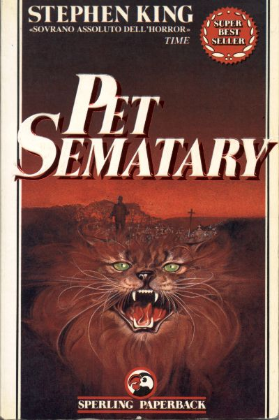 pet sematary by stephen king essay Pet sematary download pet stephen king s pet sematary or the spiral of the films of stephen king is the first collection of essays assembled on the cinematic.