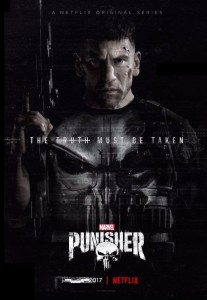 punisher netflix poster
