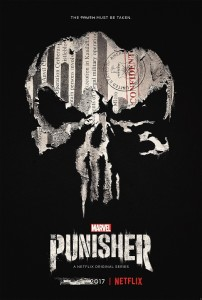 punisher serie netflix poster