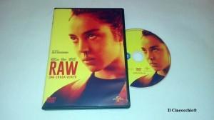 raw grave dvd