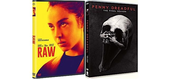[recensione DVD] Raw - Una cruda verità / Penny Dreadful (Stagione 3)