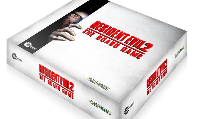Con il gioco da tavolo di resident evil 2 tra gli zombie - Zombie side gioco da tavolo ...