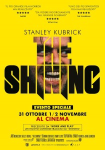 shining poster 40 anni