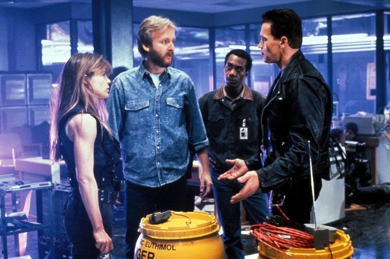 Terminator: Linda Hamilton interpreterà nuovamente il ruolo di Sarah Connor