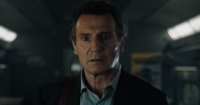 Un intrigo da risolvere su un treno in corsa per Liam Neeson nel trailer di The Commuter