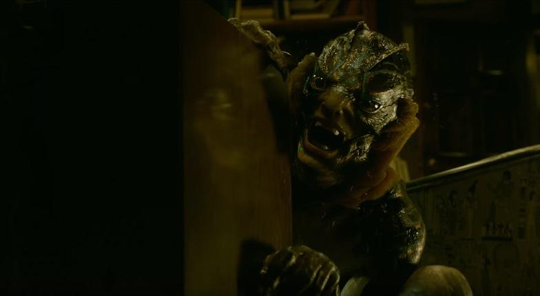 La creatura si arrabbia nel trailer V.M. 18 di The Shape of Water di Guillermo del Toro