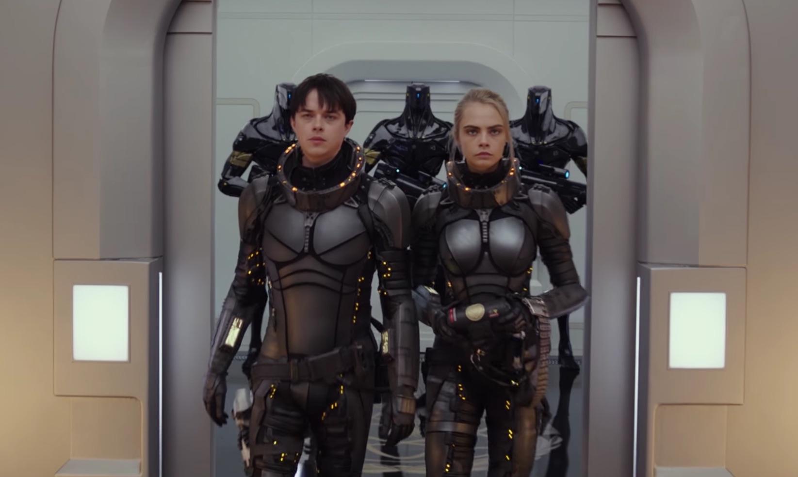 [recensione] Valerian e la città dei mille pianeti di Luc Besson