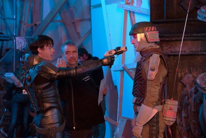 """Luc Besson: """"Valerian affossato da alcune recensioni negative americane; conto sull'home video"""""""
