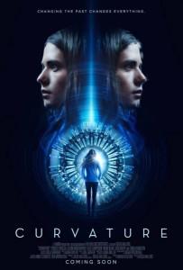CURVATURE poster 2017 film