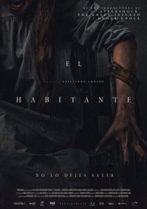 El Habitante poster