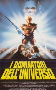 I dominatori dell'Universo - Film (1987) poster