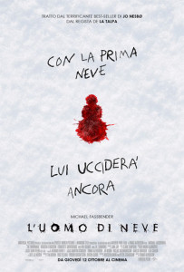 L'Uomo di Neve (The Snowman) poster