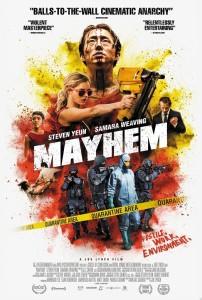 Mayhem poster 2017