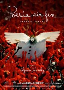 Poesía Sin Fin di Alejandro Jodorowsky poster